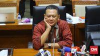 Pesan Setnov ke Bamsoet: Ketua DPR Harus Kuat