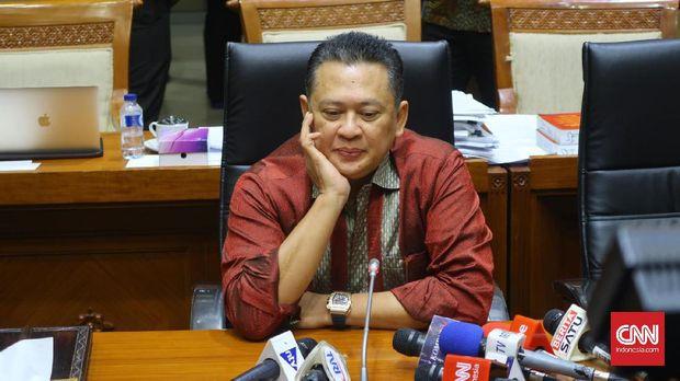 Bamsoet Ketua DPR, Golkar Klaim Tak Ada Penolakan Internal