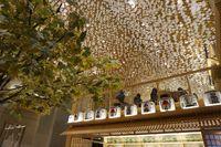 Suasana di dalam restoran Sushi Hiro, Senopati.