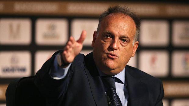 City Pertimbangkan Seret Presiden La Liga ke Jalur Hukum