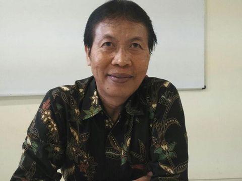 Ketua Departemen Gizi Kesehatan Fakultas Kedokteran UGM, Professor Dr Toto Sudargo/