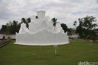 Gunongan di Banda Aceh (Agus/detikTravel)