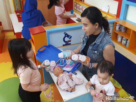 Pakai Rumus 'Anak' untuk Jaga Keselamatan si Kecil
