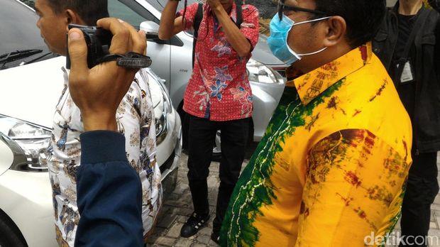 KPK menangkap lima orang dalam OTT di Banjarmasin