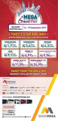 Lagi Weekend di Bali? Serbu Promo Tiket PP Pesawat ke Luar