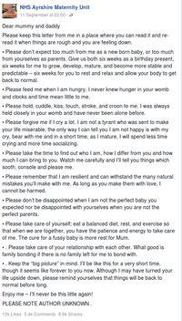 Menyentuh Pesan Pesan Untuk Orang Tua Bayi Baru Lahir