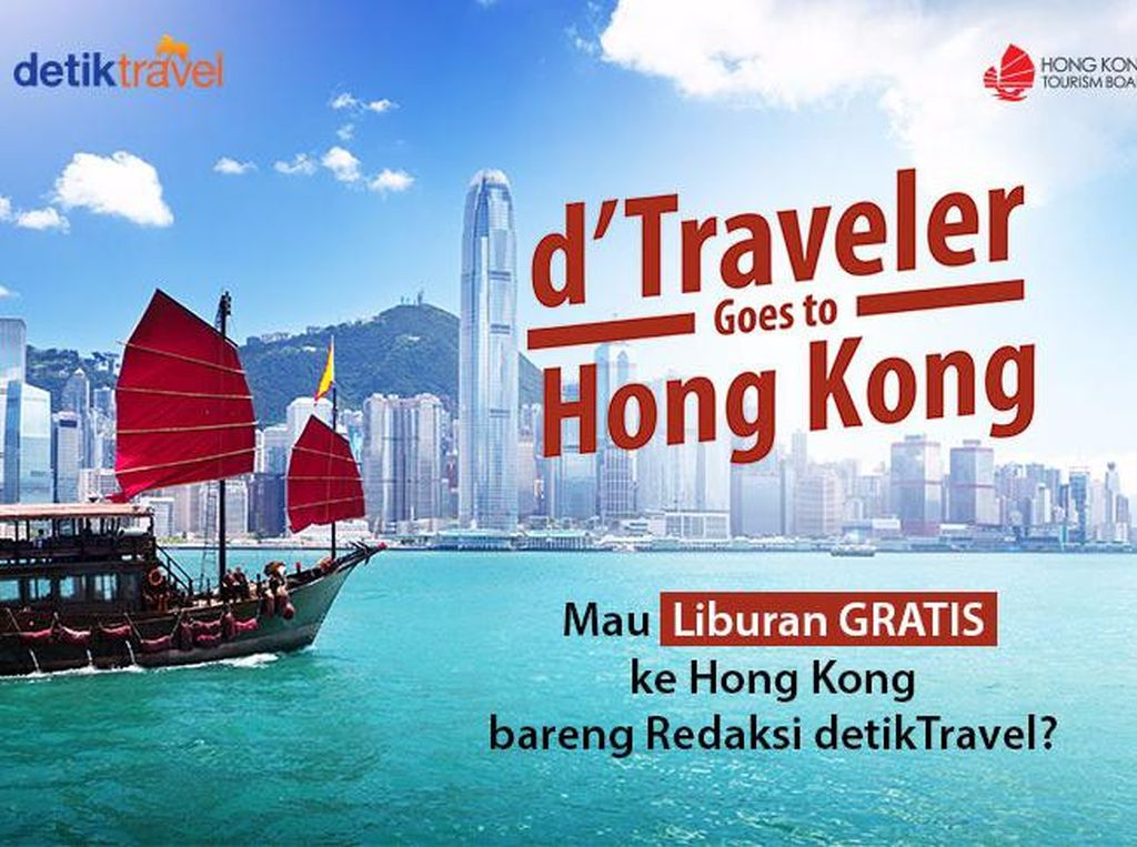 d'Traveler Goes To Hong Kong