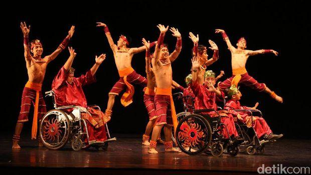 Tampilkan Penari Difabel, Gala Balet Indonesia ke-2 Digelar Esok