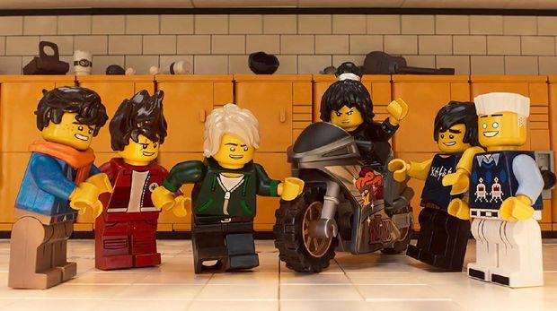 Butuh Waktu Empat Tahun Garap Film 'The Lego Ninjago'