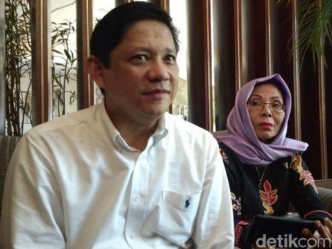 Wakil Ketua DPD Golkar Jabar MQ Iswara