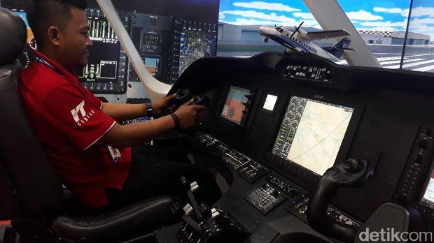 Mau Coba Terbangkan Pesawat N219? Datang ke Sini Saja