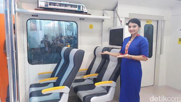 Ini Penampakan Kereta ke Bandara Seokarno-Hatta yang Segera Beroperasi