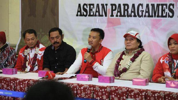 Ini Kunci Keberhasilan Tim Indonesia di ASEAN Para Games 2017