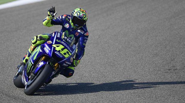 Valentino Rossi berharap M1 2018 bisa lebih kompetitif di MotoGP 2018.