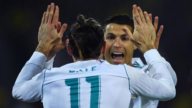 Gareth Bale diharapkan bisa kembali bermain pada derby Madrid.