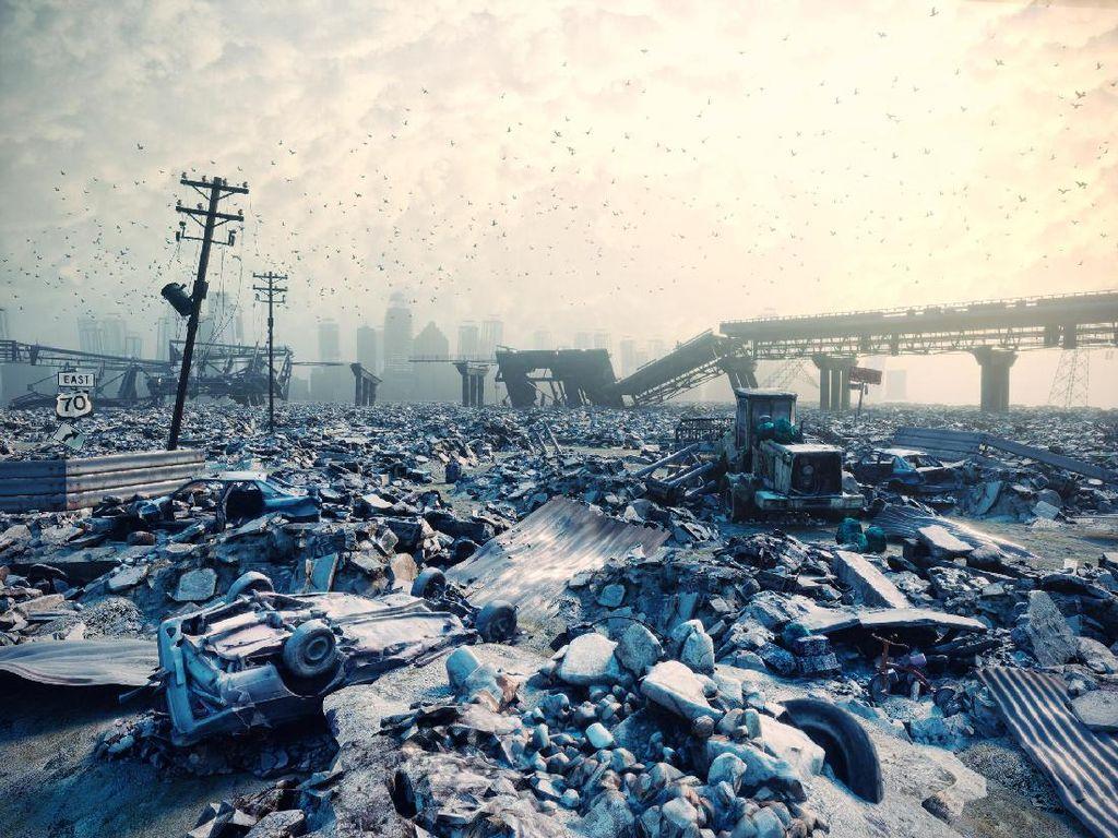 Wisata Bekas Bencana