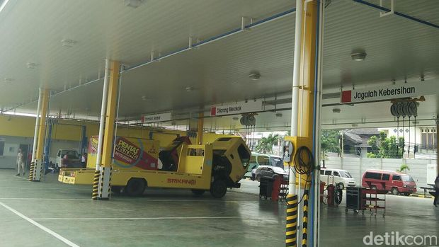 Mitsubishi Fuso Manfaatkan Potensi Kendaraan Niaga di Tangerang