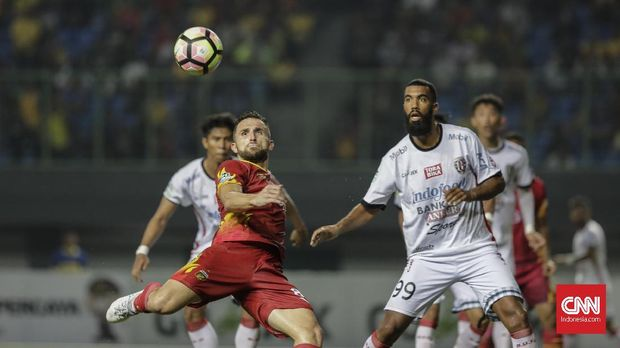 Bali United protes setelah Komdis PSSI menghukum Mitra Kukar kalah WO dari Bhayangkara FC. (