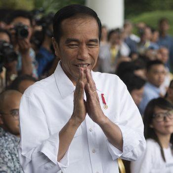 Vlog Jokowi Pamer Keindahan Mandalika Pakai Drone