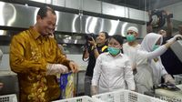 Walikota Palembang Beri Dukungan Penuh Pempek 'Go International'
