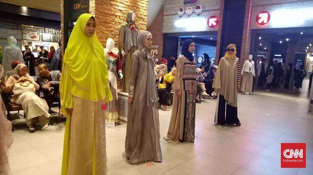 Mengintip 'Bocoran' Muslim Fashion Festival 2018