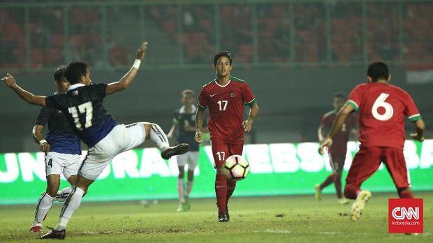 Timnas Indonesia berencana akan menghadapi negara peserta Piala Dunia pada awal tahun depan.