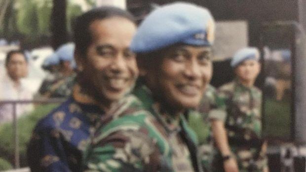 Eks Danpaspampres Ungkap Alasan Jokowi Tak Temui Massa 411