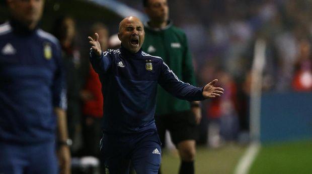 Jorge Sampaoli pernah memiliki pengalaman menghadapi pemain-pemain Timnas Chile.