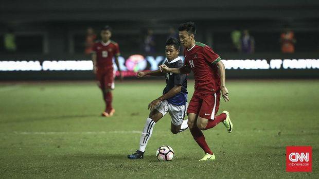 Feby Eka Putra menatap jenjang profesional bersama Bali United.