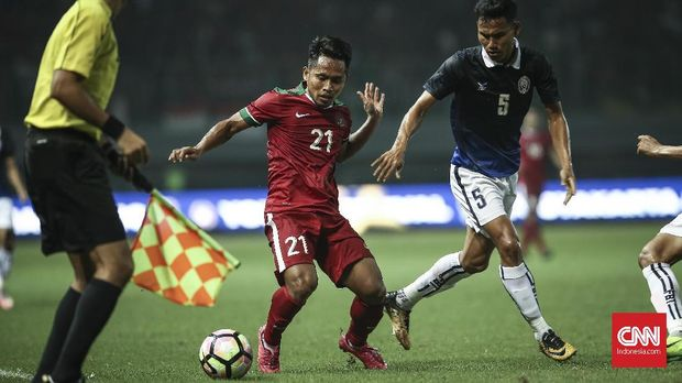Kecepatan Andik Vermansah bakal menambah kekuatan Timnas Indonesia dalam menyerang.