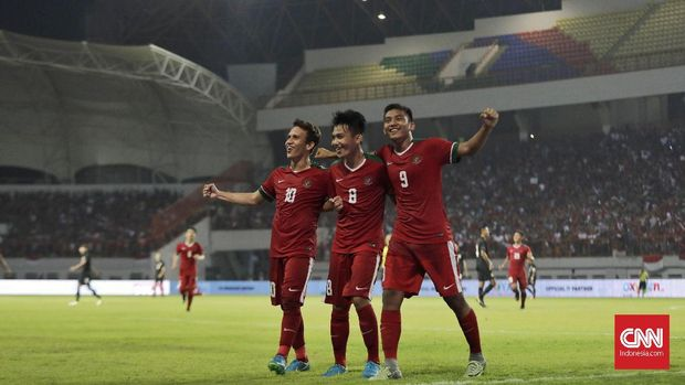 Indra Sjafri memberikan porsi lebih banyak kepada para pemain pelapis Timnas Indonesia U-22 melawan Persid. (