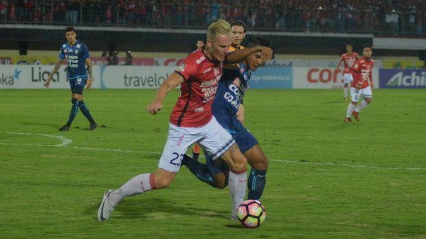 Skuat Bali United tengah berkonsentrasi untuk kualifikasi Liga Champions Asia.