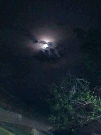 Heboh Fenomena Langit Malam Bertulis Lafaz 'Allah' di Purwakarta