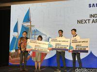 Indonesia Next Apps 40 Jaring Ribuan Developer Lokal