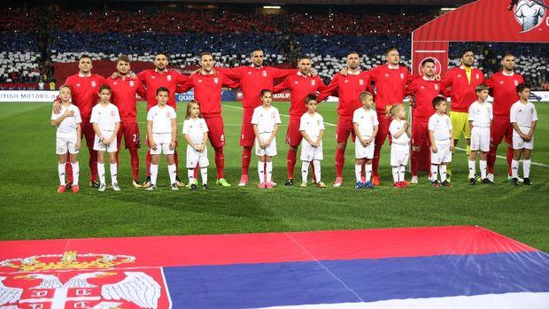 Serbia melaju ke Rusia 2018 usai mengalahkan Georgia 1-0.