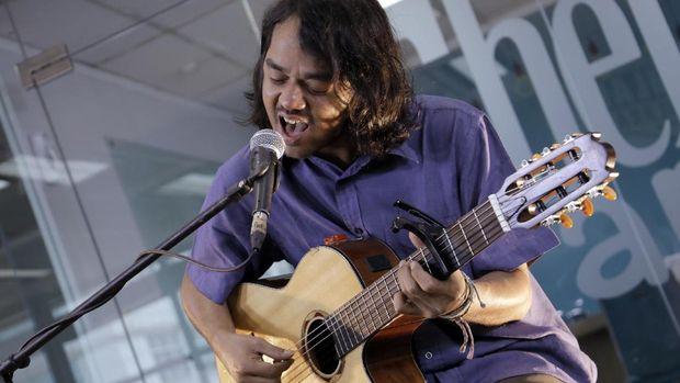 Cerita Jason Ranti Tentang Lagu 'Suci Maksimal'