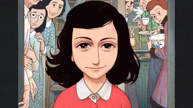 Komik Anne Frank akan Rilis di Belanda dan Jerman