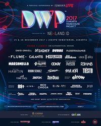Selain Rich Chigga, Ini Line Up Sementara DWP 2017