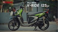 TVC All New X-Ride 125 (Foto: Yamaha)