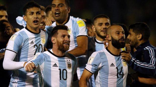 Javier Mascherano menilai waktunya bersama Timnas Argentina sudah mendekati akhir.