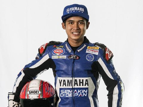 Pebalap Yamaha Indonesia Ini Tampil Lagi di World Supersport 300 Jerez