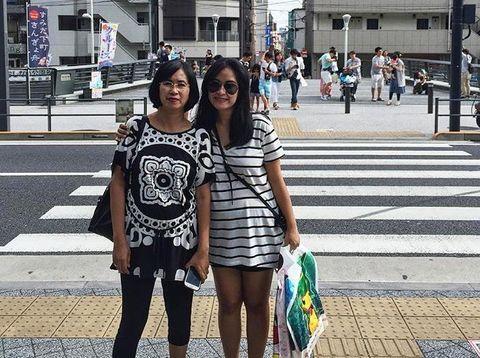 Keseruan babymoon dadakan ke Jepang/