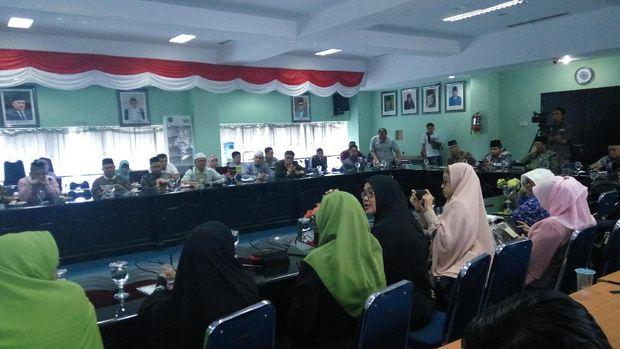Komunitas Halal Mengadu ke MUI Soal Imunisasi Rubella