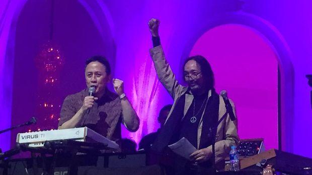 'Yockie Suryo Prayogo in Rock: Menjilat Matahari'