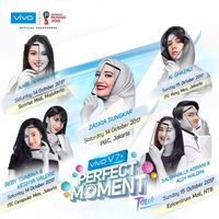 Ada Al Ghazali di Vivo V7+ Perfect Moment Tour ITC Roxy Mas