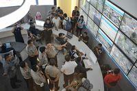Command Center Polrestabes Surabaya jadi contoh yang akan diangkat ke tingkat nasional