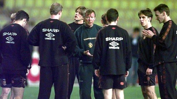 Sir Alex Ferguson merupakan manajer tersukses dalam sejarah Manchester United.