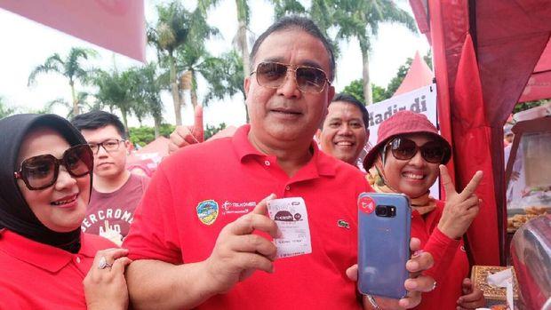 Telkomsel Perkuat 4G di Hari Jadi Tasikmalaya