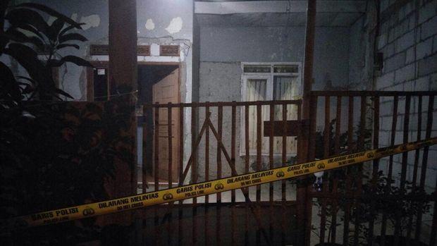 Lokasi Pria LNH membunuh Istri dan 2 anaknya