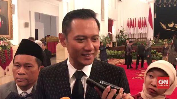 Gerindra Sebut Pertemuan AHY dan Prabowo Tak Bahas Pilpres